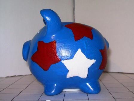 Patriot Pig