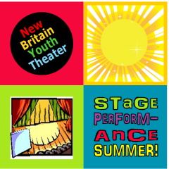 Stage Performance Summer Logo
