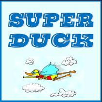 Super Duck logo