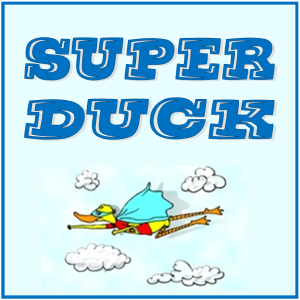Super Duck logo