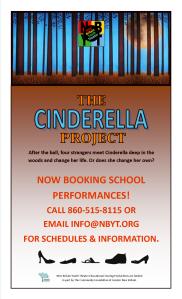 Cinderella promo poster