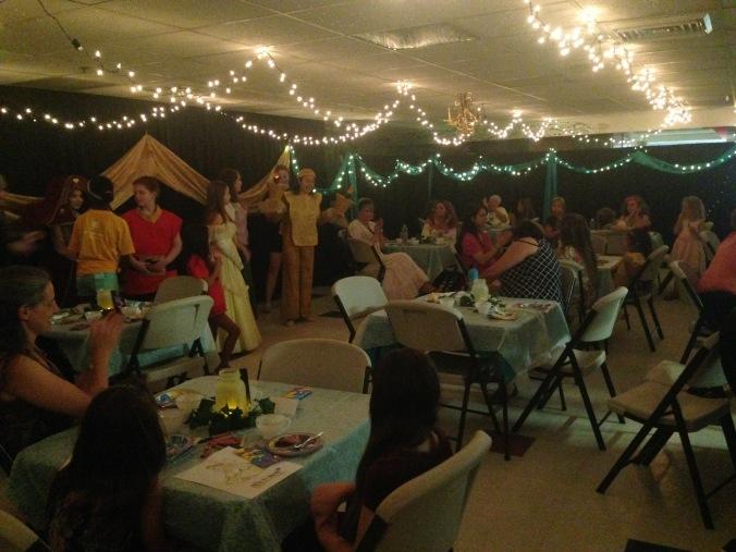 Tea party 5
