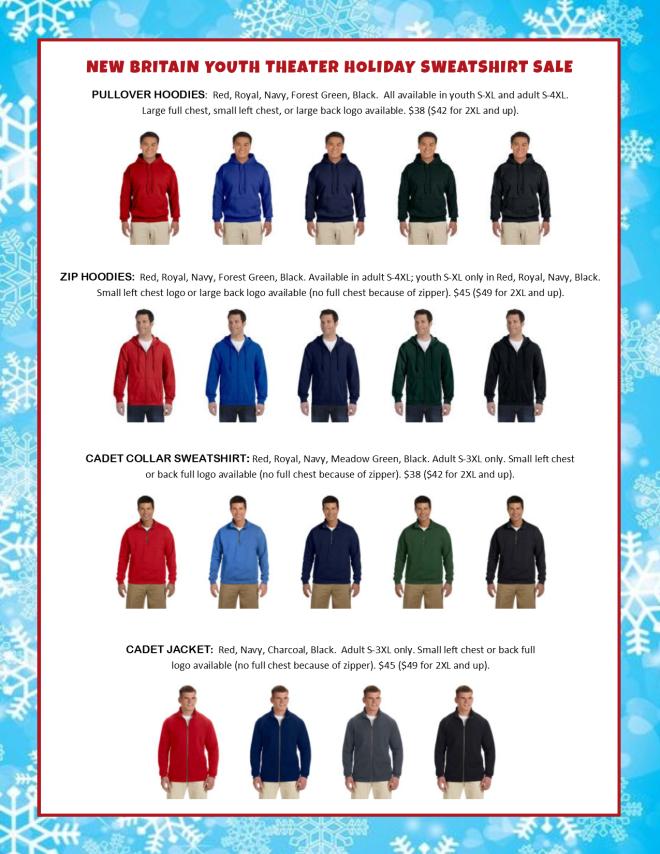 Sweatshirt Sale