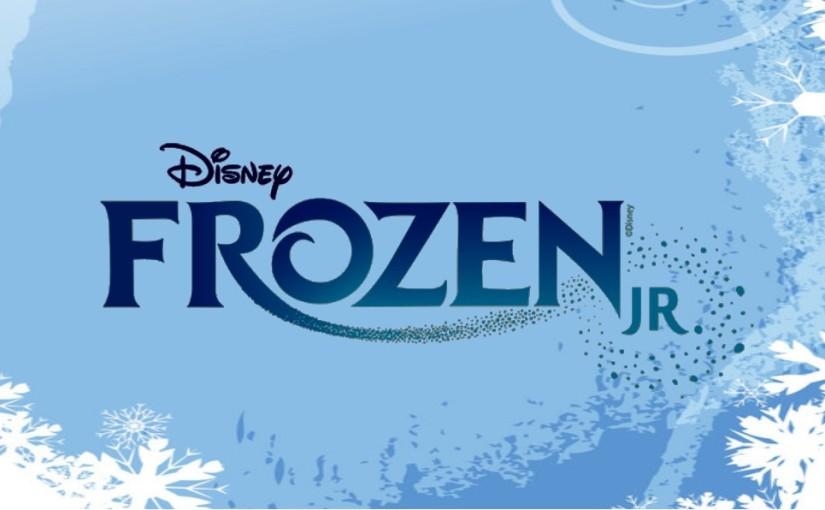 Audition for FrozenJR!
